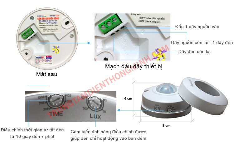 Cong-tac-den-op-tran-cam-ung-hong-ngoai-KW-SS701-trung-tam-dien-thong-minh